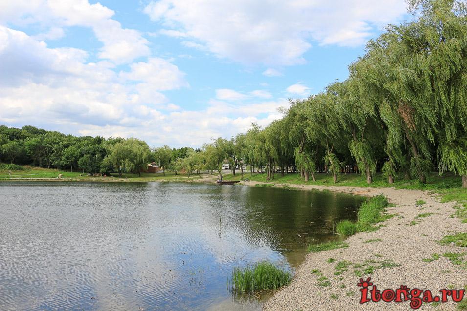 что посмотреть в Железноводске, парк Говорухина