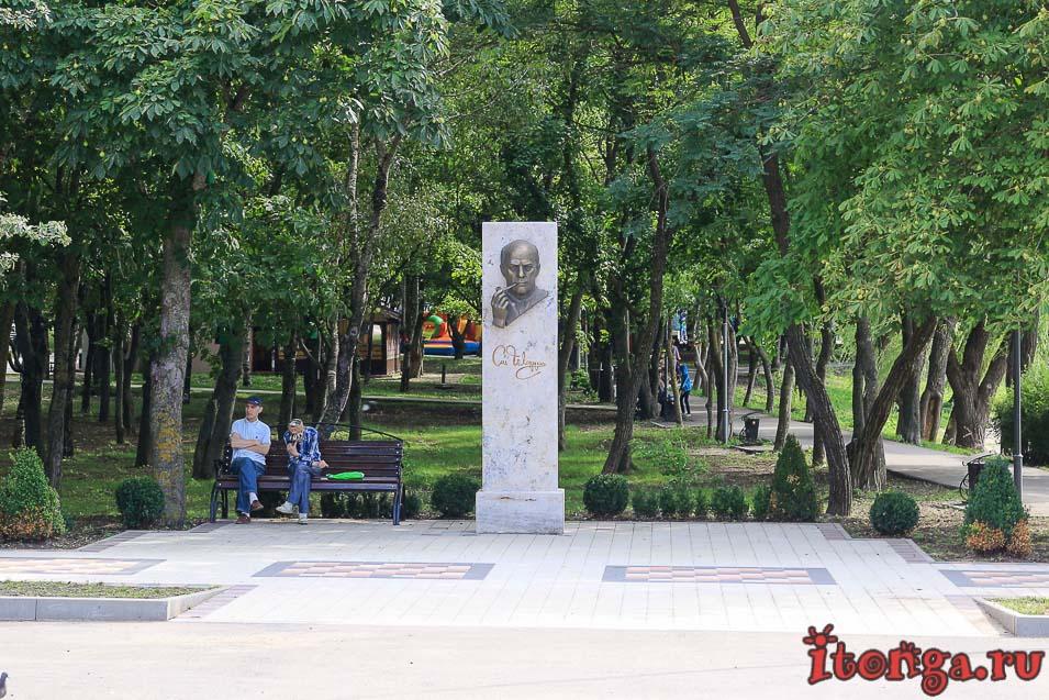 куда сходить в Железноводске, парк Говорухина
