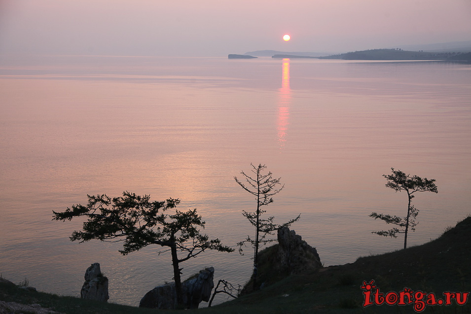 куда поехать в мае в России, Байкал