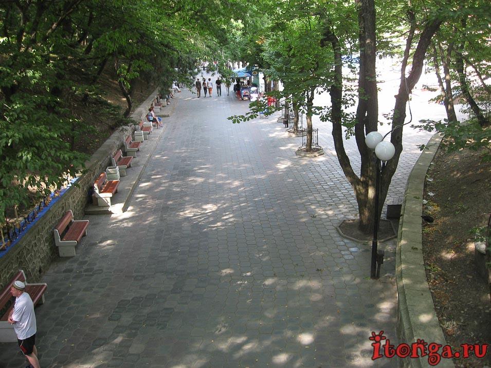 парк в Железноводске