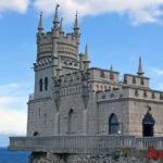 Ласточкино гнездо в Крыму - где находится, история, описание, фото