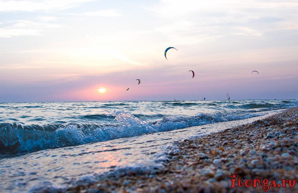 куда поехать в июне отдыхать в России, Азовское море, Ейск