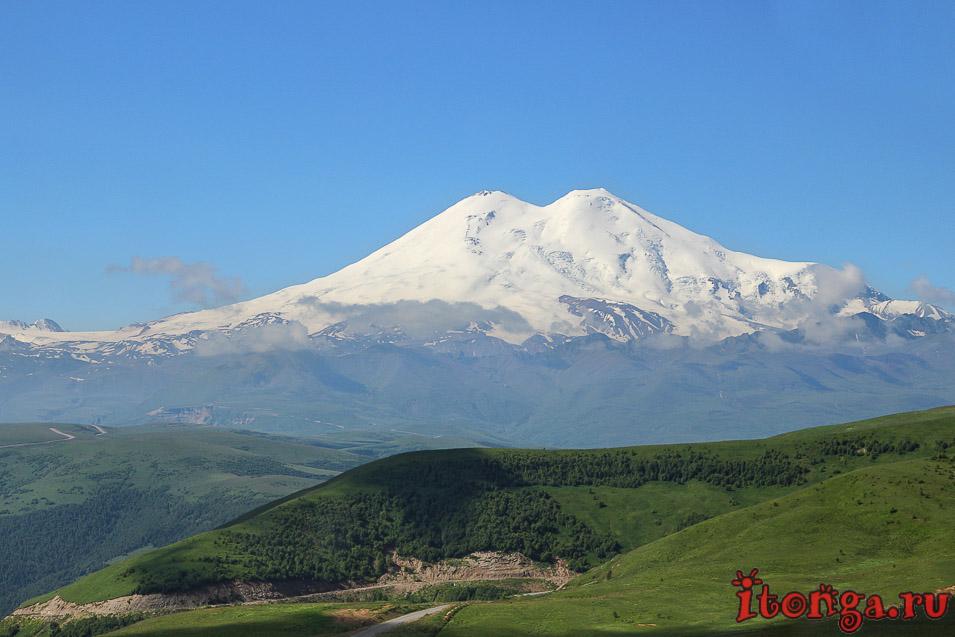 куда поехать в июне отдыхать в России, Кавказ