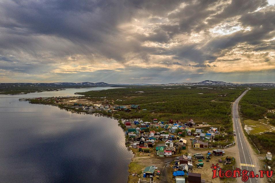 куда поехать в июне в России, Кольский полуостров