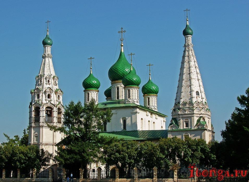 куда поехать в июне в России, Ярославль