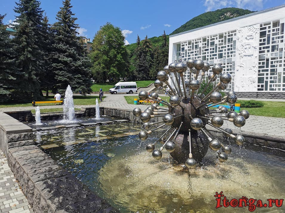 рейтинг санаториев Железноводска, пансионат Альянс, грязелечебница