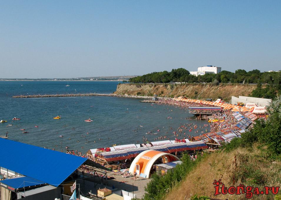 где отдохнуть в июле в России, Анапа