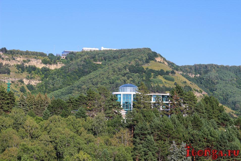 Кисловодск, горы