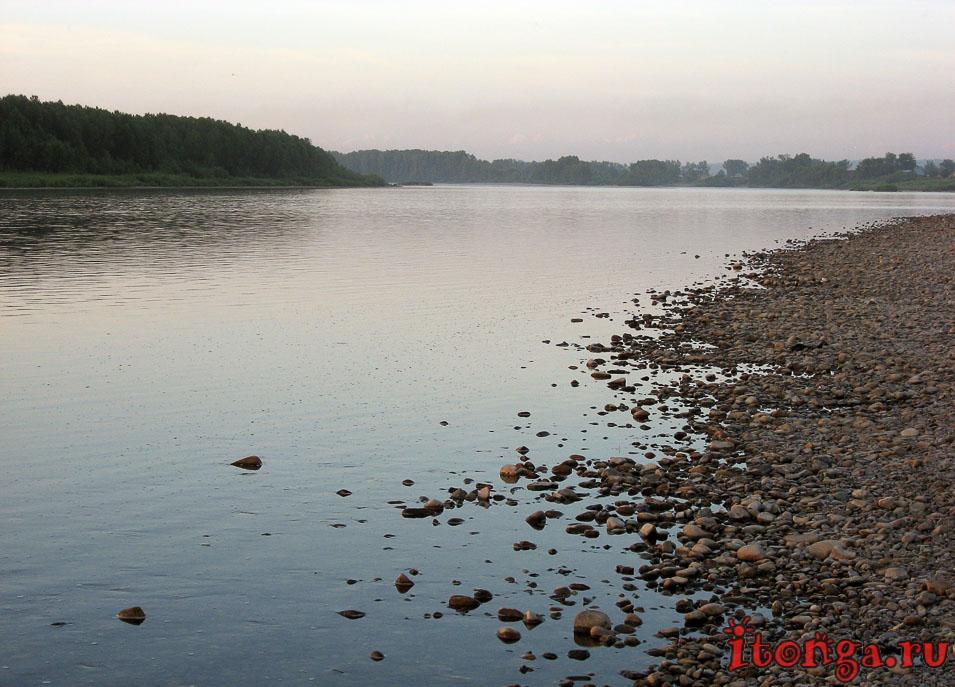 где отдохнуть в России в июле, Сибирь