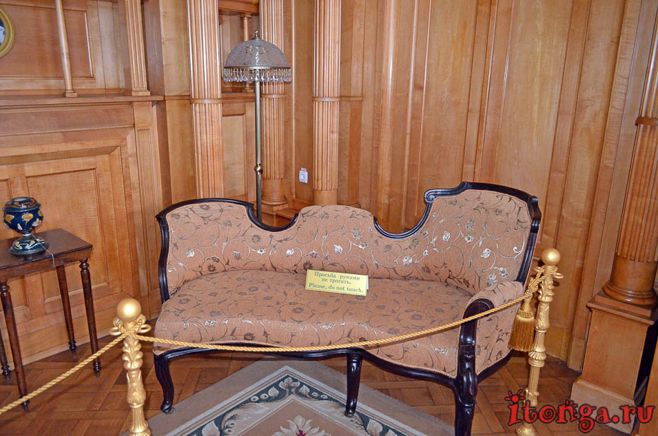 ливадийский дворец в крыму, ялта