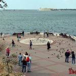 Набережная Севастополя - достопримечательности, фото