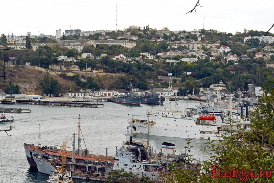 севастополь, крым, корабли