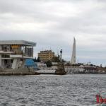 Морская прогулка в Севастополе с осмотром военных кораблей