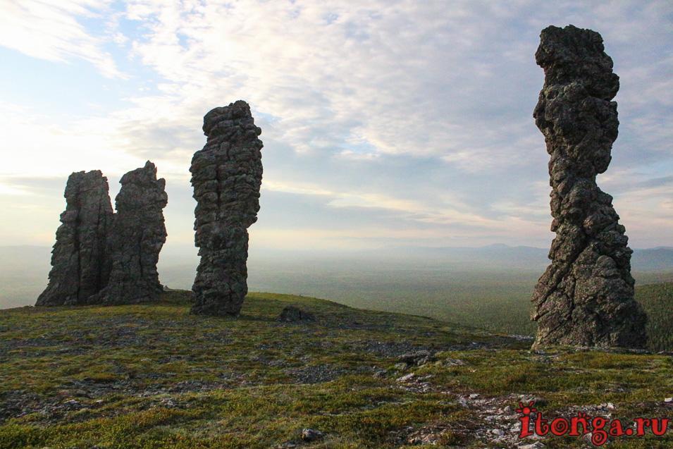 куда поехать в июле отдыхать в России, Урал, плато Маньпупунёр