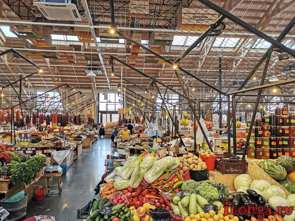 отдых в Железноводске, верхний рынок в Пятигорске, что купить, где поесть
