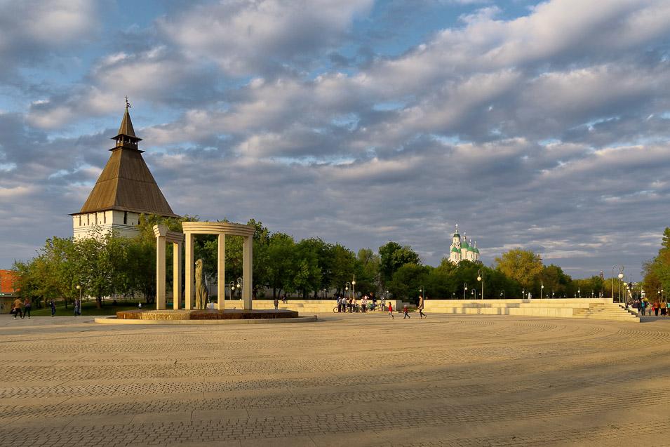 где отдохнуть в августе в России, Астрахань