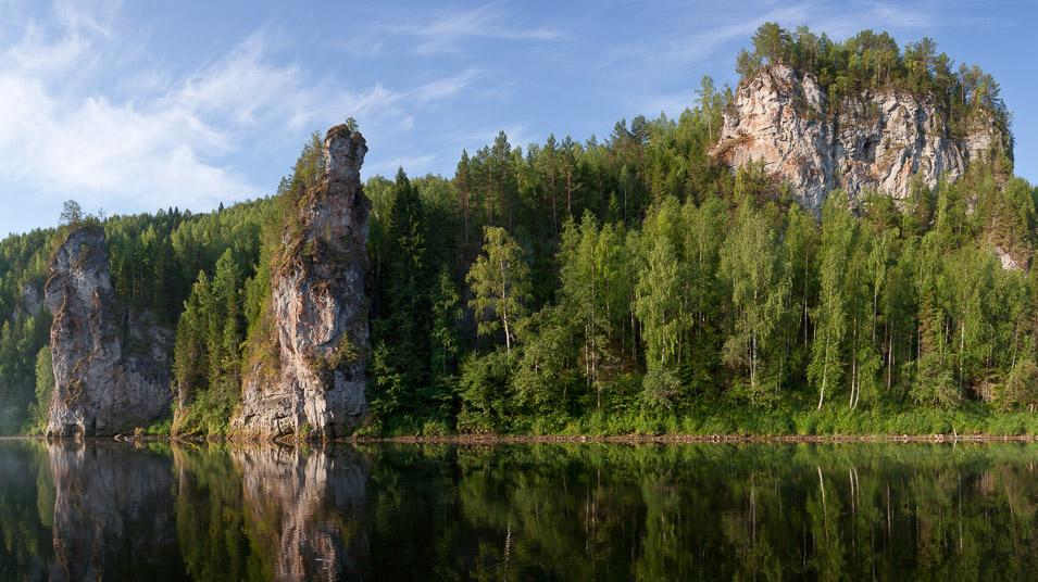 куда поехать в августе отдыхать в России, Урал