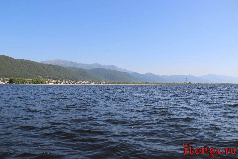 отдых в августе в России, Байкал