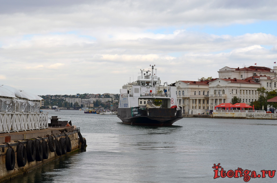 военные корабли севастополя, бухта, крым