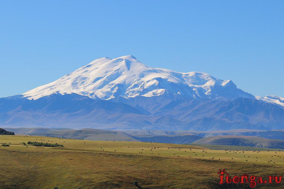 куда поехать отдохнуть в России в августе, Кавказ