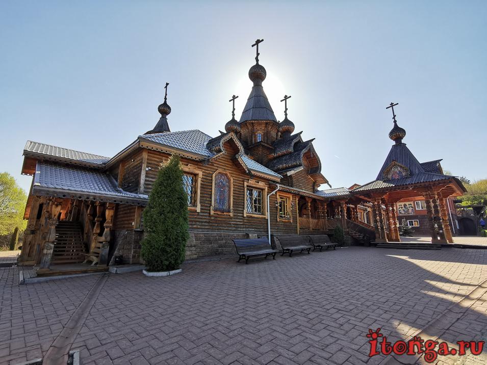 храм иоанна воина в новокузнецке
