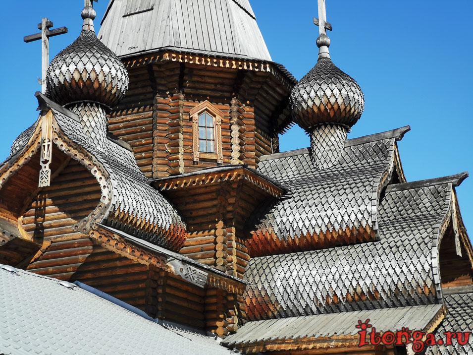 храм иоанна воина в новокузнецке, купола