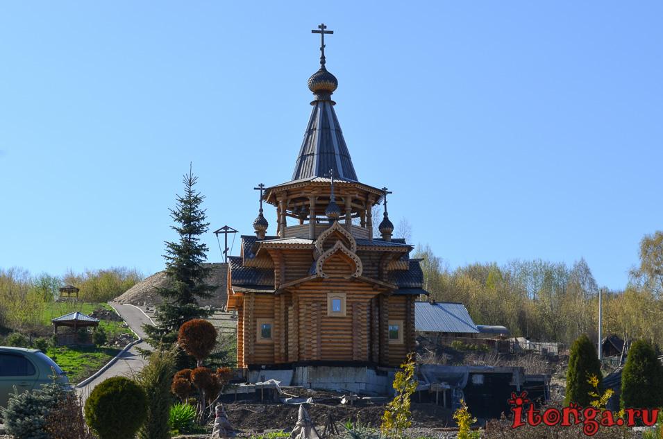 храм иоанна воина в новокузнецке, колокольня