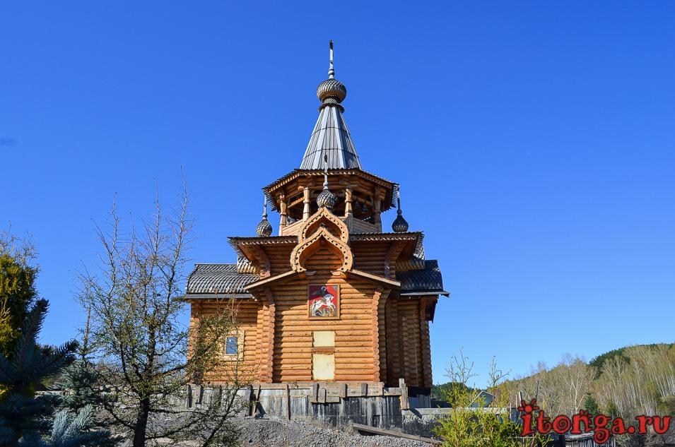 храм иоанна воина колокольня, иконы новокузнецке, ко