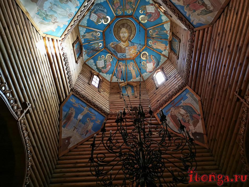 храм, новокузнецк, иконы