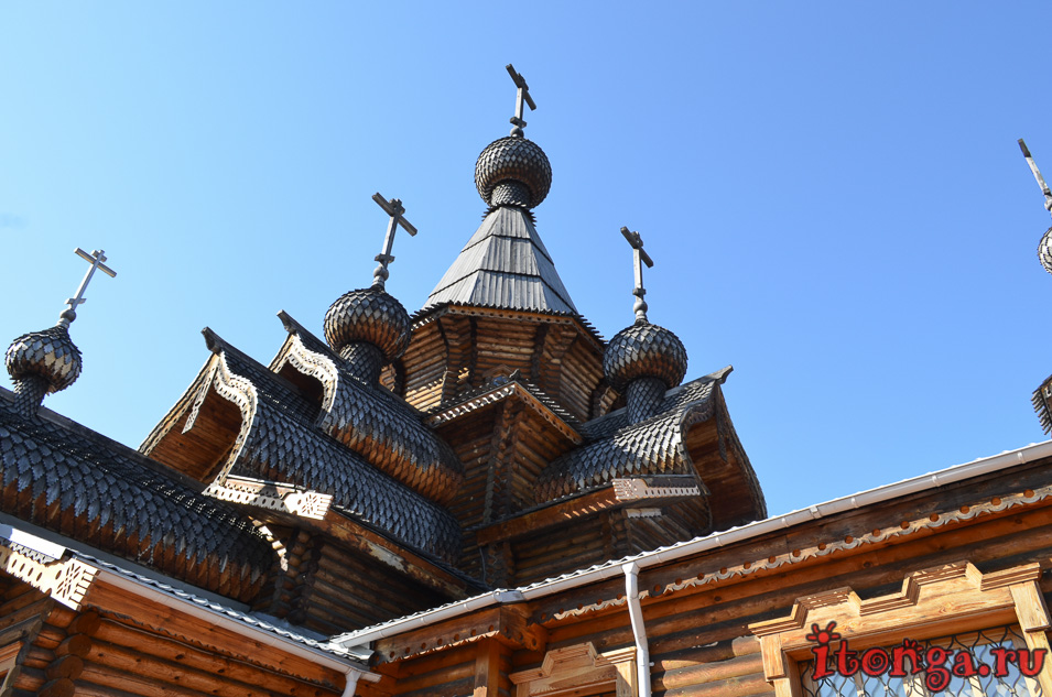 храм, купола, новокузнецк