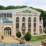 Курортный парк в Ессентуках и его достопримечательности
