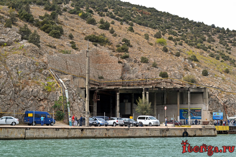 музей подводных лодок в балаклаве, крым