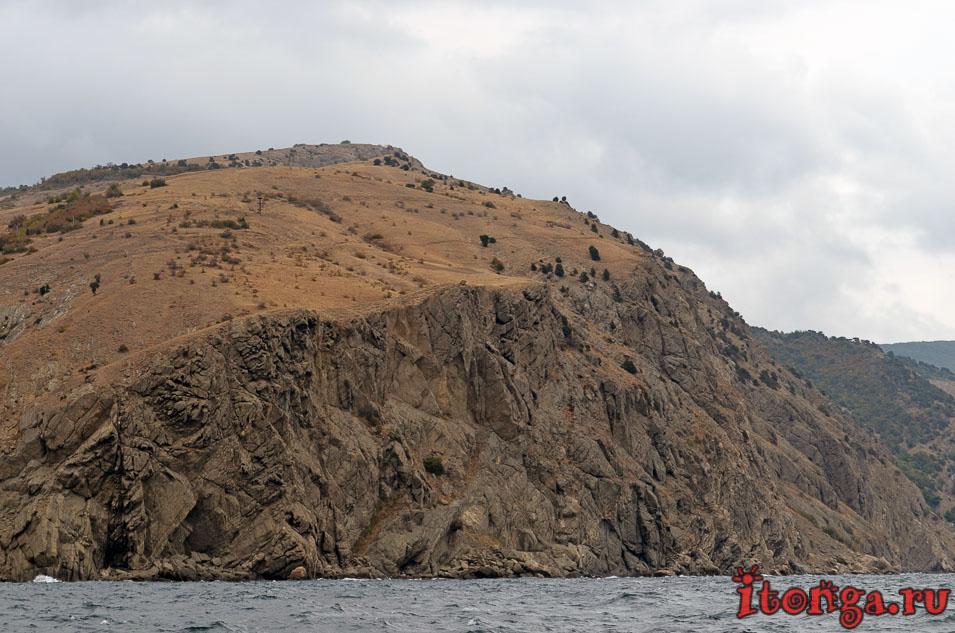 морская прогулка в балаклаве, море, крым