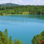 Голубые озера Темиртау
