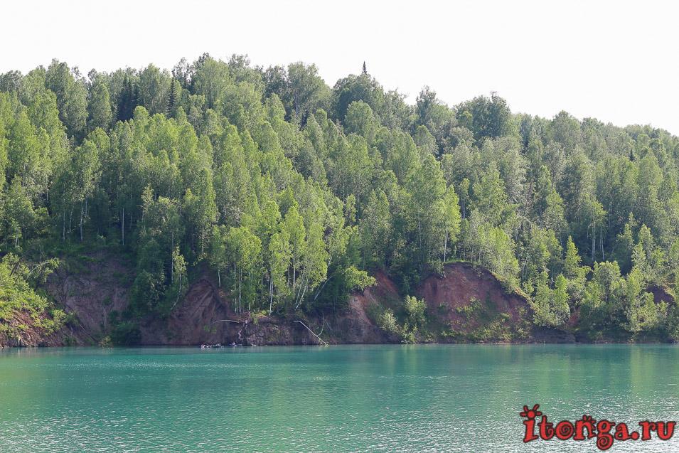 голубое озеро темиртау, база отдыха