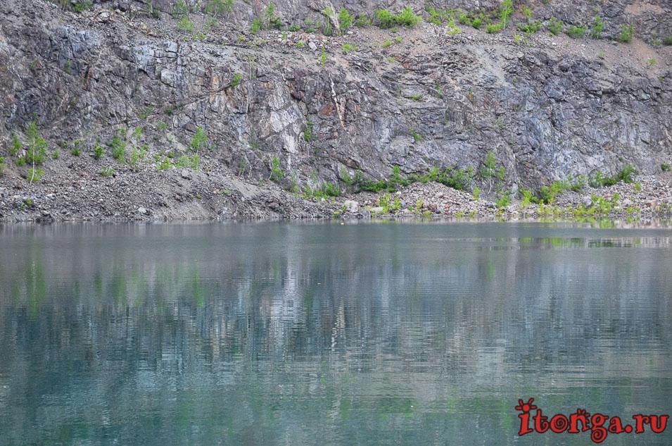 озеро, темиртау, дайвинг