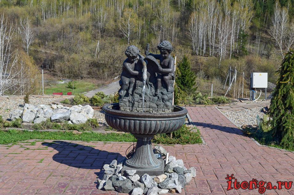 храм иоанна воина в новокузнецке, скульптуры