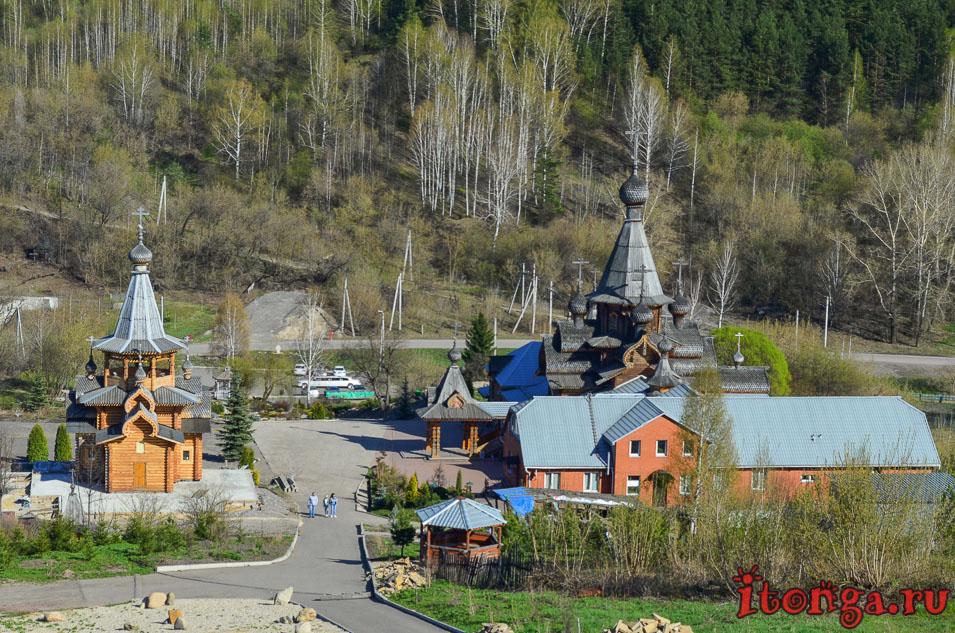 деревянный храм, новокузнецк
